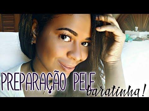 PREPARAÇÃO DE PELE BARATINHA | Marília Merlino |