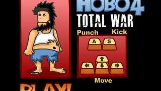 Hobo 4 Total War Level1-4 Walkthrough