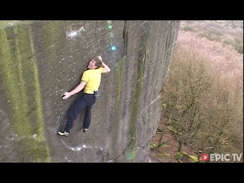 These Climbers Are Terrified and You'll Be Terrified for Them | HARDXS from Slackjaw Film, Ep. 14