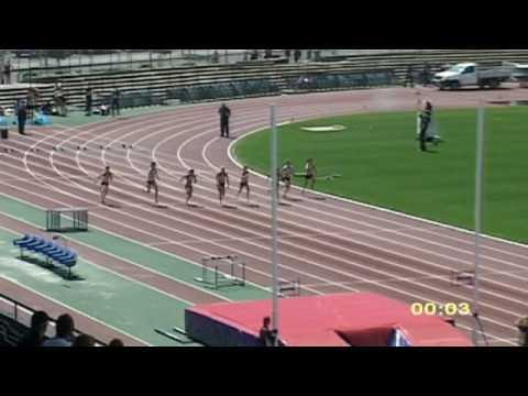 2009 Vic Open Women 100m