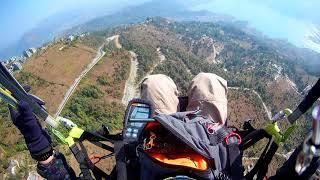 ネパールパラグライダー3
