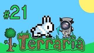 Terraria v1.2 - #21 - Королева пчел (новый мини-босс)