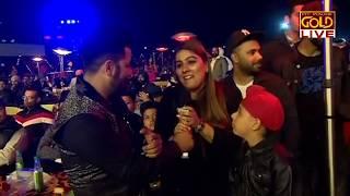 Audience Reaction Of Jazzy B LIVE Performance   PTC PUNJABI MUSIC AWARDS 2018