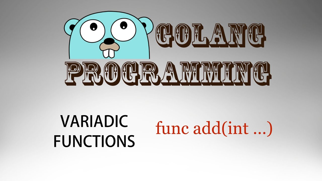 how to call a function in golang