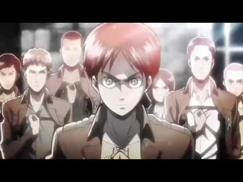 Attack on Titan AMV - Heavy Lies The Crown