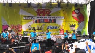 Tipe-X - GOMBAL Live in Bekasi Square