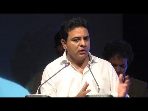 Minister KTR Speech At Telangana Academy Of Science Awards Event | ABN Telugu