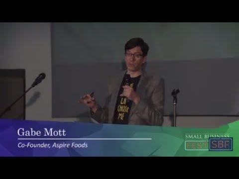 Gabe Mott Stage Presentation SBF 2017