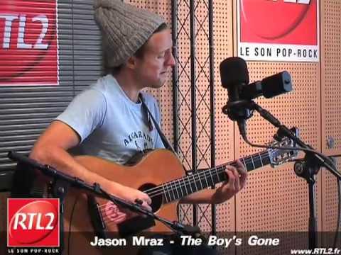 Live Jason Mraz - The Boy's Gone