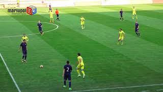 ФК «Мариуполь» вместо «Динамо» сыграли с ветеранами украинского футбола