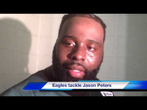 Eagles Tackle Jason Peters