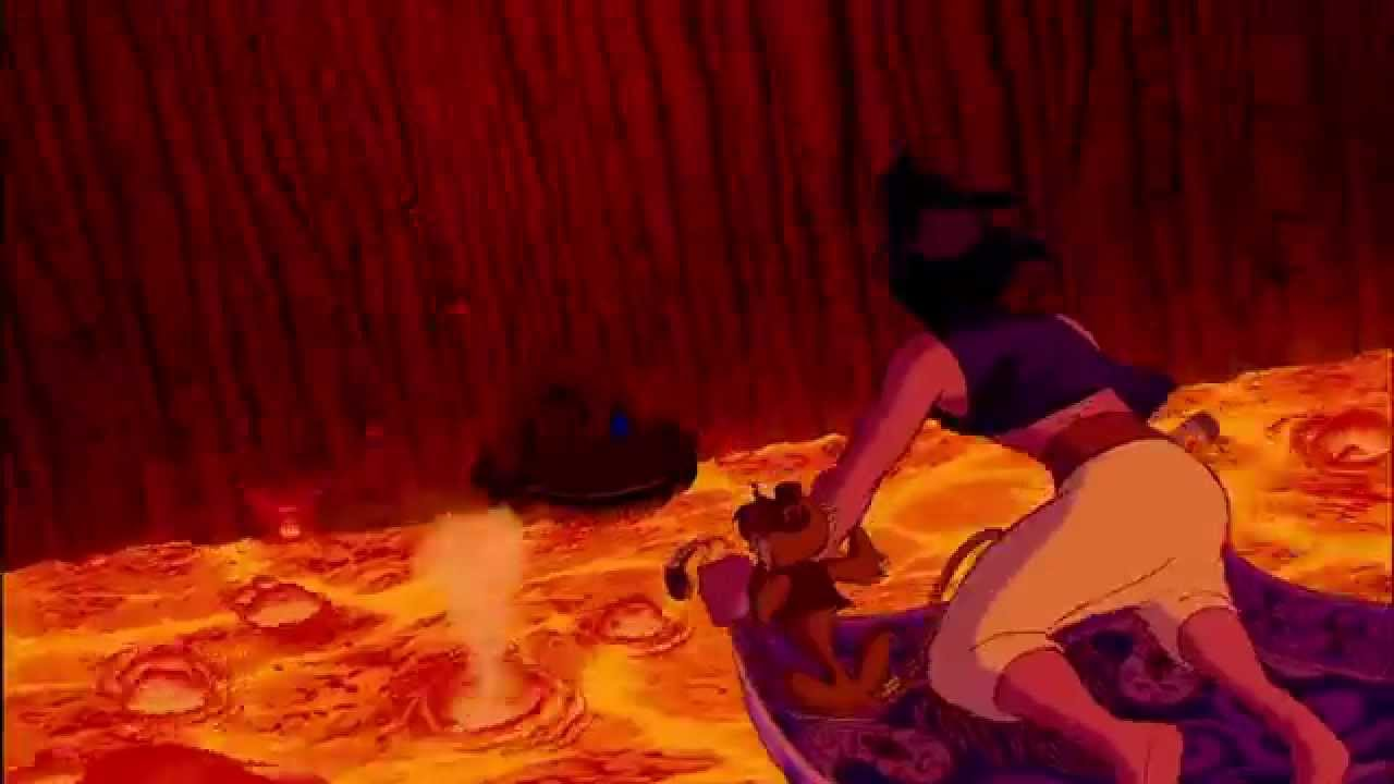 aladdin diamond edition magic carpet escape bluray