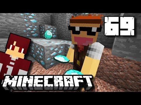 NYARI DIAMOND BUAT JONO !! - Minecraft Survival Indonesia #69