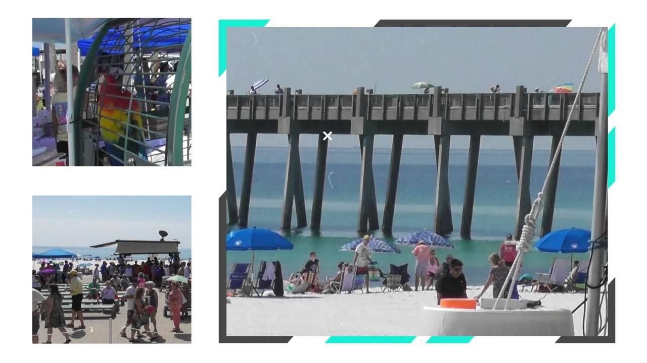 Taste Of The Beach Pensacola Fl Sip Savor Surf