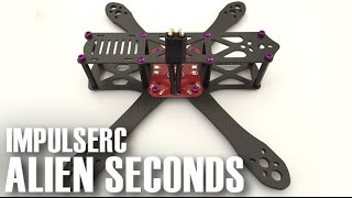 "ImpulseRC 5"" FPV Alien Discounted Seconds Frame"