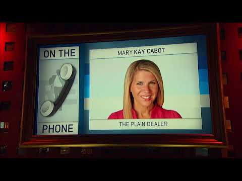 Mary Kay Cabot of the Cleveland Plain Dealer on the Brown's Front Office Moves | The Rich Eisen Show