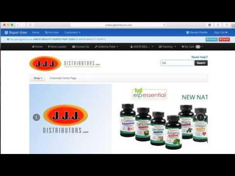 JJJ - Website Tutorial