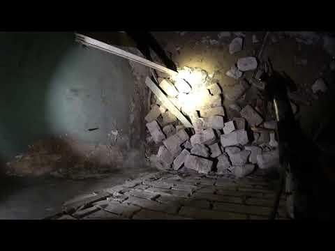 Заброшенный морг в Коврове