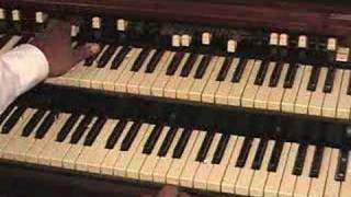 Hammond B3 tips and techniques