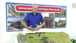 Tony Hill Top Tips - Creating Backscenes for Model Railways