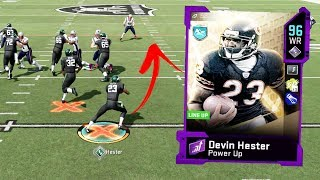 I PUT DEVIN HESTER AT QB AND HE'S UNSTOPPABLE!! Madden 20 Gameplay