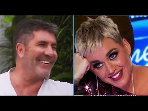 Simon Cowell REACTS To Katy Perry American Idol Judging: I Dont Get It