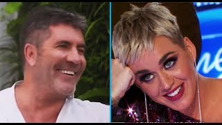 Simon Cowell REACTS To Katy Perry