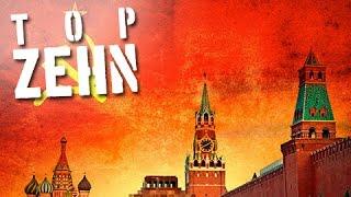 10 außergewöhnliche Fakten über Russland!