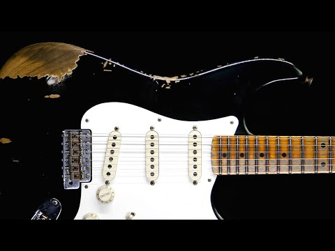 soulful-blues-groove-guitar-backing-track-jam-in-d-minor
