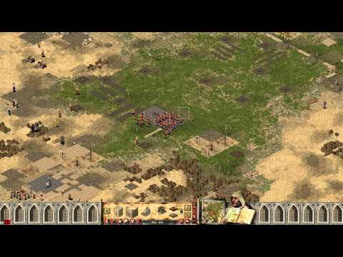 Stronghold Crusader HD Map 13 (Heat of the Desert - Full game win) |