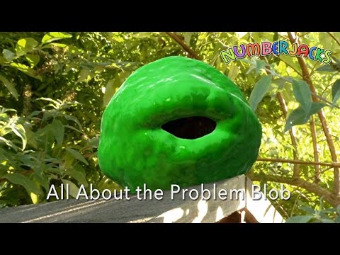 Numberjacks | All About the Problem Blob