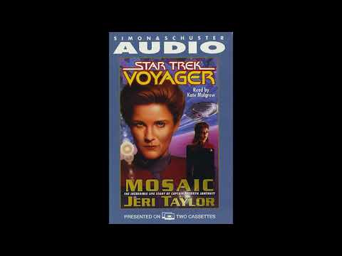 Star Trek Voyager -Book  02   Star Trek Voyager   Mosaic 1of