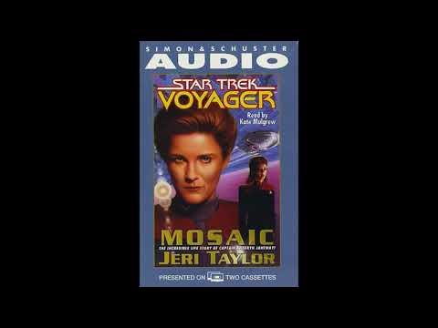 Star Trek Voyager -Book  02   Star Trek Voyager   Mosaic 1of4