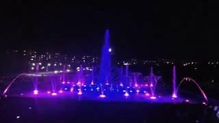 "Лазерное шоу 2019. Умань - фонтан ""Перлина Кохання"""