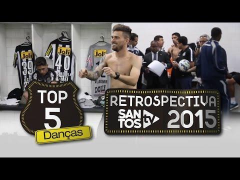 Top 5 – Danças (Retrospectiva 2015)