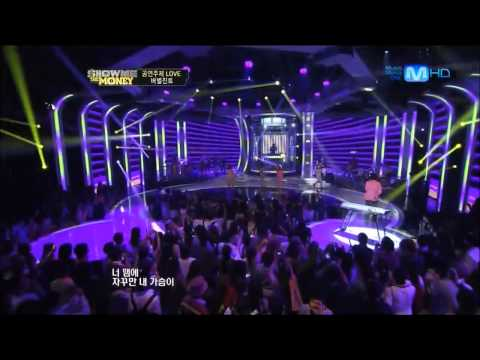 120720 Verbal Jint crew (+ miss A min) Show Me The $ (full cut except elimination)
