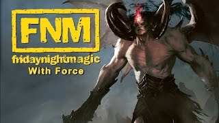 FNM with Force - Orzhov Card Advantage (MTG 2015 Multiplayer)
