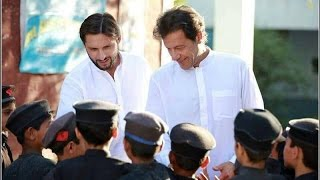 Shahid Afridi Foundation Hope Not Out
