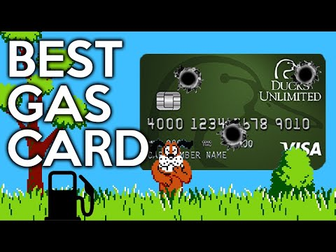Best GAS Credit Cards -- 2020