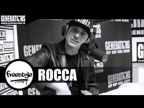 Rocca & DJ Myst - Freestyle #ALDGShow (Live des studios de Generations)