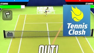 TENNIS CLASH 3D ONLINE SPORTS GAME - Gameplay Walkthrough Part 1 iOS / Android