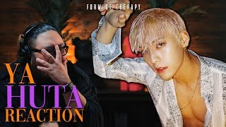 Producer Reacts to HUTA (Lee Minhyuk)