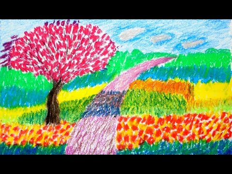how-to-draw-scenery,-draw-for-beginners,-draw-for-kids,-for-children,-landscape-step-by-step