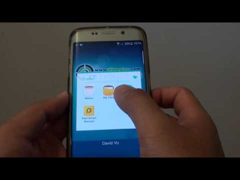 Samsung Galaxy S6 Edge How To Clear Recent Files In File Manager