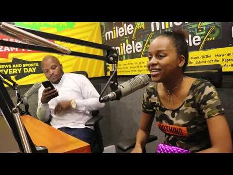 Nandy hints at new top Kenyan Collabo