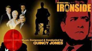 Quincy Jones music score from IRONSIDE The TV. Series (1967 - 1975) Opening Titles Theme.