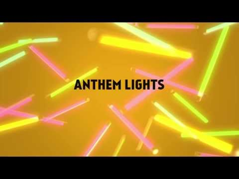 Anthem Lights - You Have My Heart (Lyric Video)