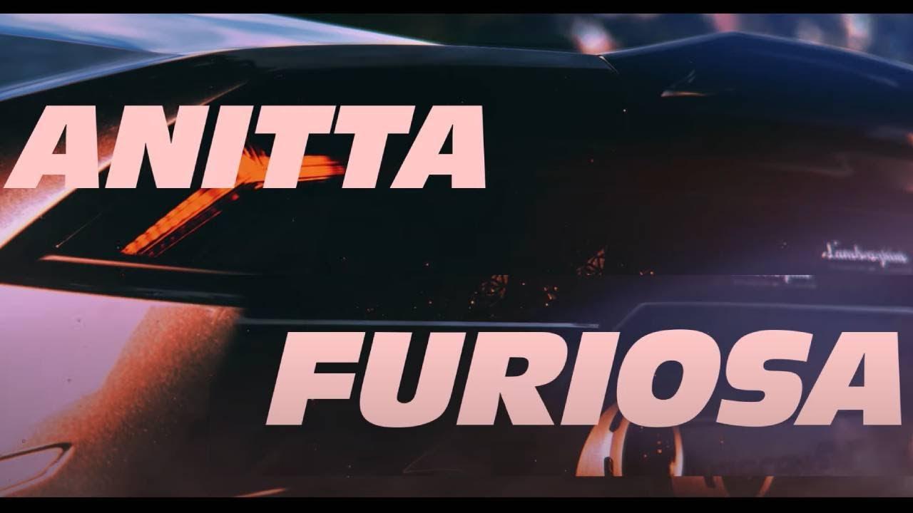 Anitta - Furiosa (Lyric Video) [F9 - The Fast Saga Soundtrack]
