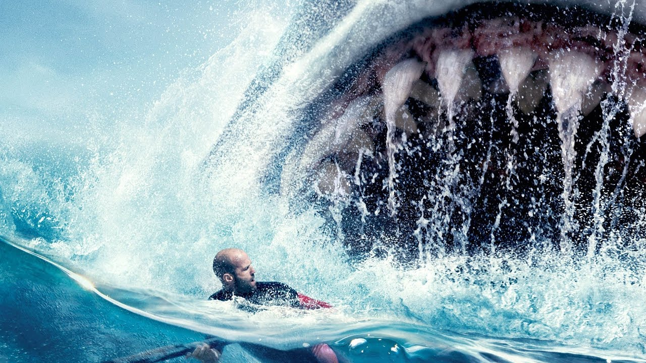 Image result for the meg movie scenes