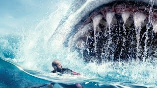 The Meg Trailers - Jason Statham 2018 Movie
